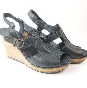 Timberland Women's Danforth Wedge Sandal